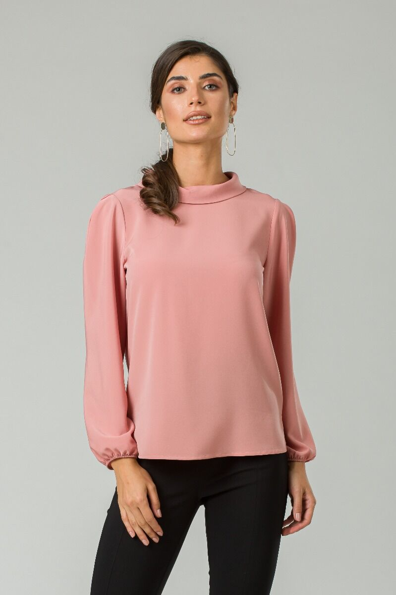 Bluza eleganta din voal CMD248