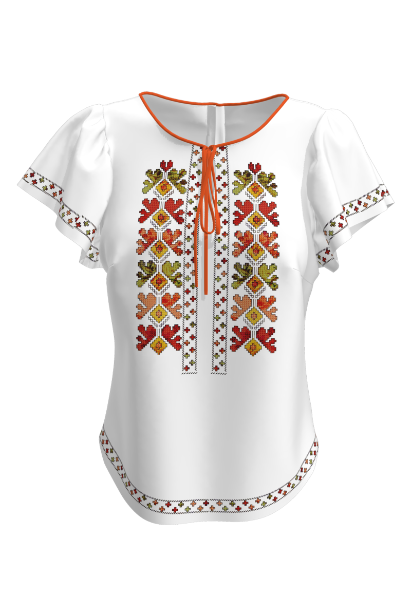 Bluză imprimata, Bucovina2,A842MS3