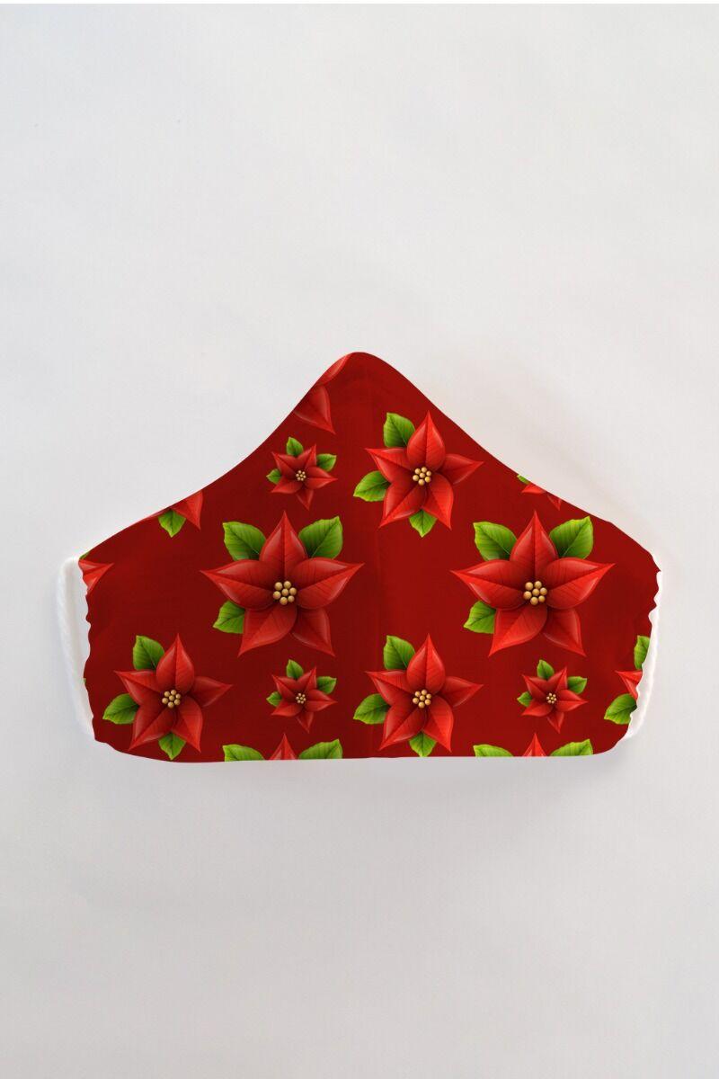 Masca fața reutilizabila imprimata din material textil MSC101
