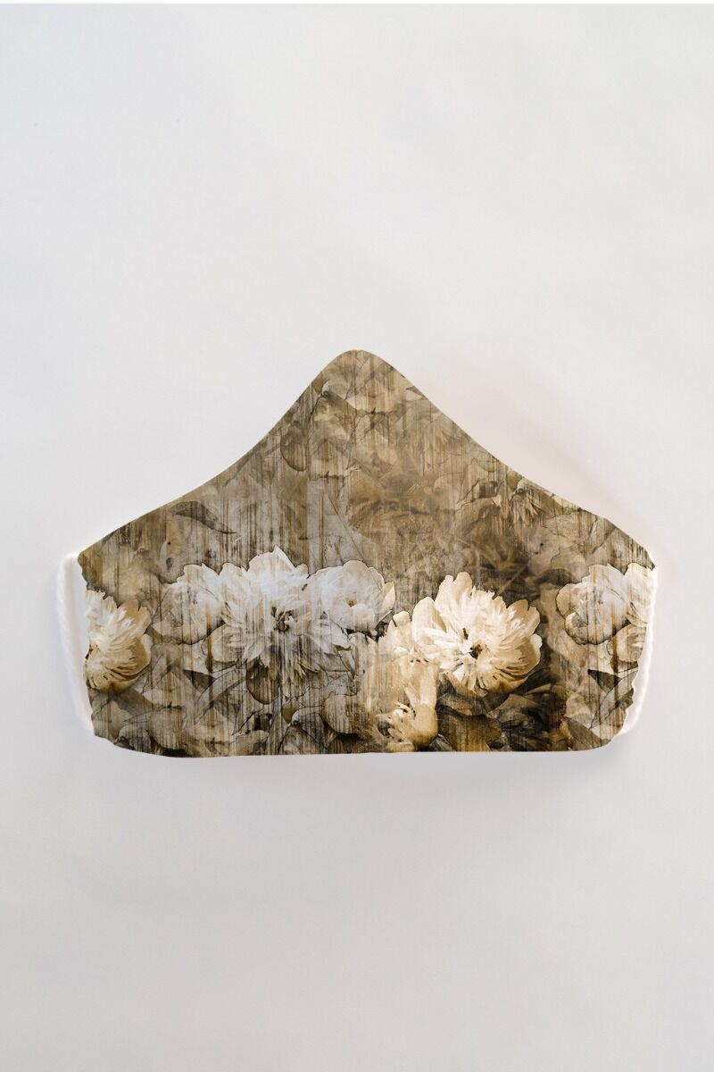 Masca fața reutilizabila imprimata din material textil MSC73