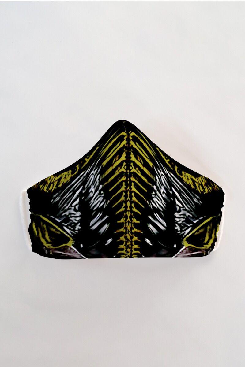 Masca fața reutilizabila imprimata din material textil MSA52