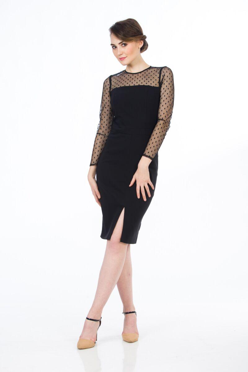 Rochie eleganta Little Blak Dress,A801