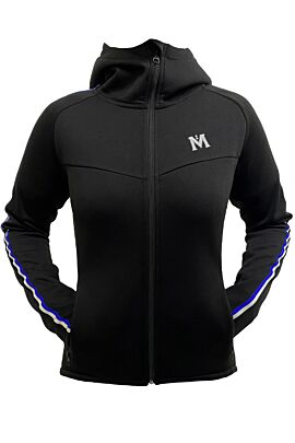 Hanorac DAMES Sport negru