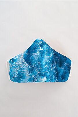 Masca fața reutilizabila imprimata din material textil MSA4