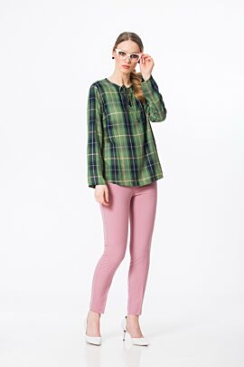 Pantaloni DAMES Black Friday conici roz